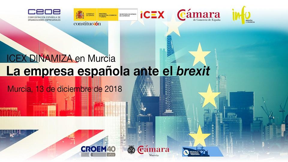 """Jornada """"La empresa española ante el Brexit"""""""