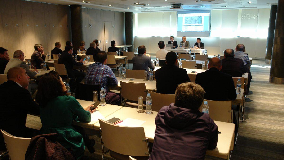 Aliseda presenta a los promotores de APIRM su cartera de suelo