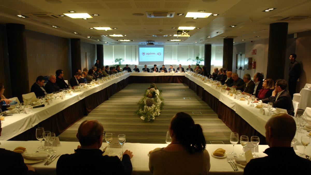 APIRM presenta a López Miras su propuesta de modelo de Región para las próximas décadas