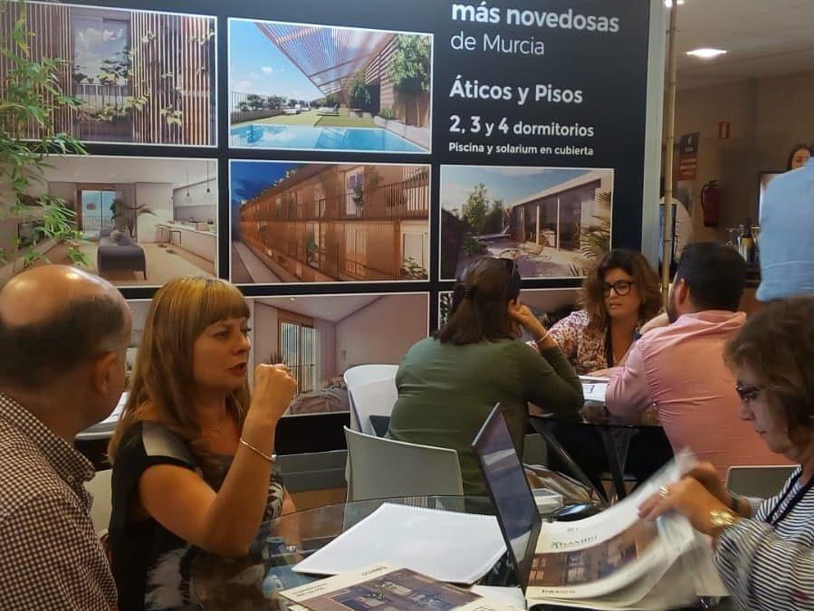 La mitad de los visitantes de Reside´18 inició en la feria el contacto para comprar una vivienda