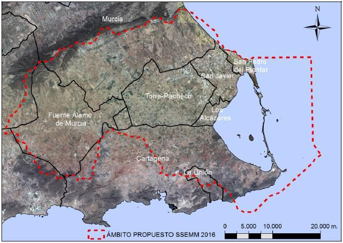 Se abre el plazo de información pública de la Estrategia de Gestión Integrada del Mar Menor