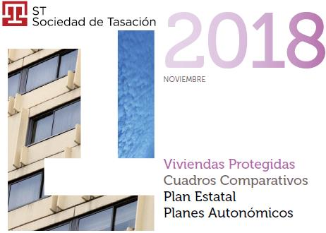 Informe sobre Vivienda Protegida en España 2018