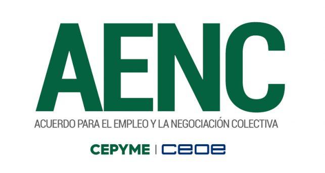 Firmado Acuerdo para el Empleo y la Negociación Colectiva