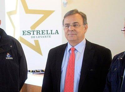 Patricio Valverde es el nuevo Consejero de Fomento e Infraestructuras
