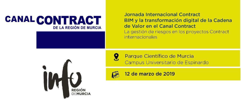 Jornada Contract: BIM y la transformación digital - Gestión de riesgos en los proyectos internacionales