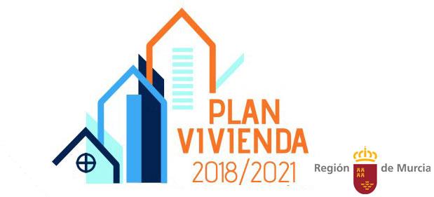 Abierto el trámite de audiencia del Proyecto de decreto por el que se regula el Plan Regional de Vivienda 2018-2021