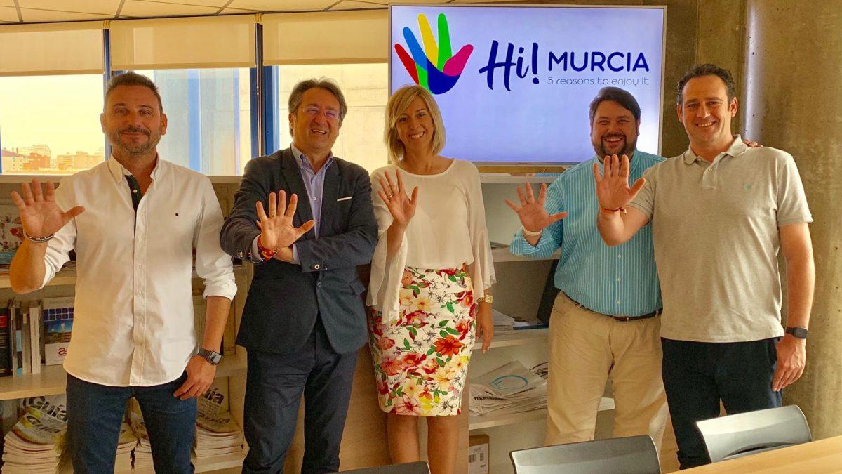 Hoy arranca Hi Murcia!