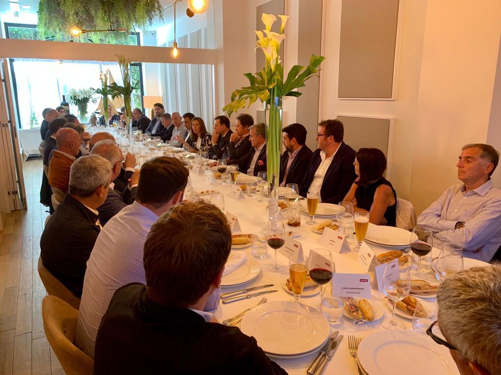 El sector analiza con la Alcaldesa de Cartagena las preocupaciones del municipio sobre vivienda, urbanismo y turismo