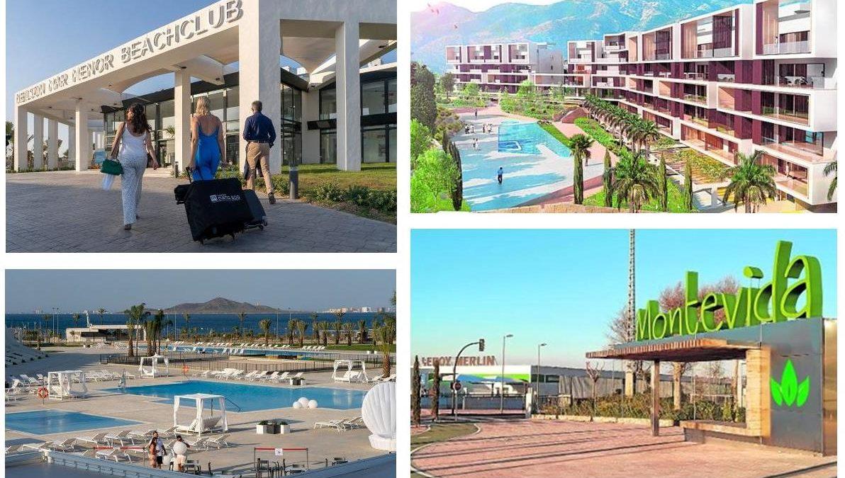 APIRM felicita a Profusa por el 'Premio a mejor Obra Civil' a la Urbanización Montevida y la inauguración del Hotel Perla de Levante