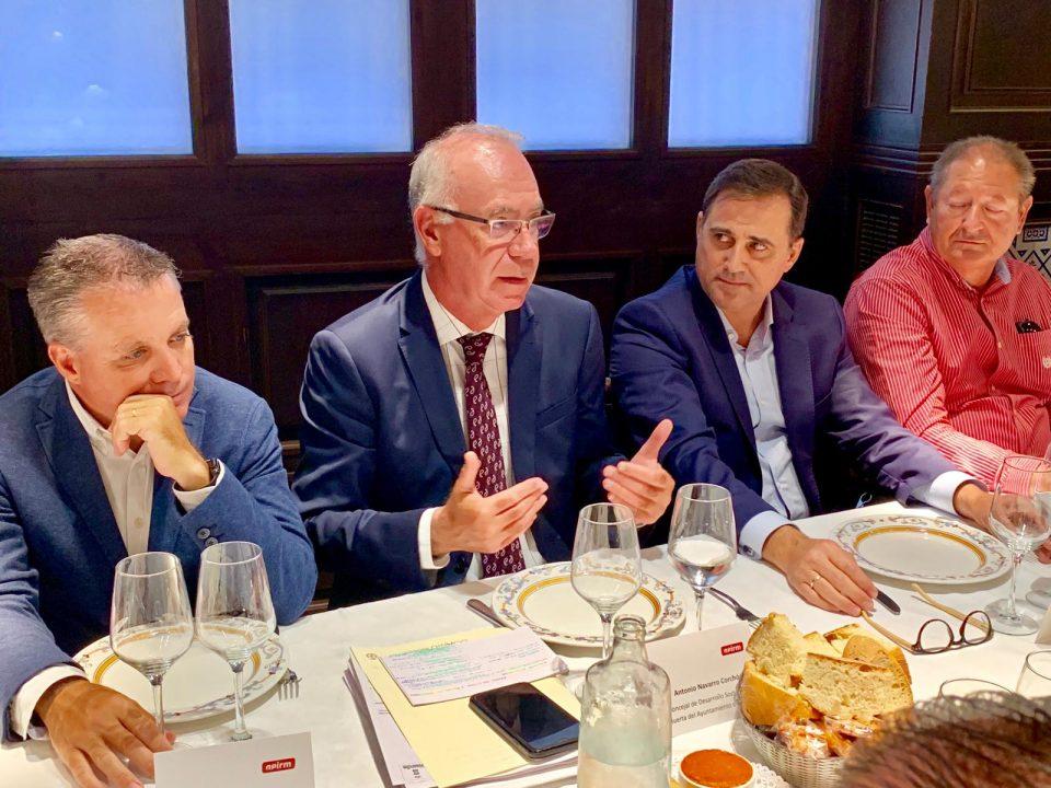 El concejal de desarrollo sostenible de Murcia comparte su visión del sector