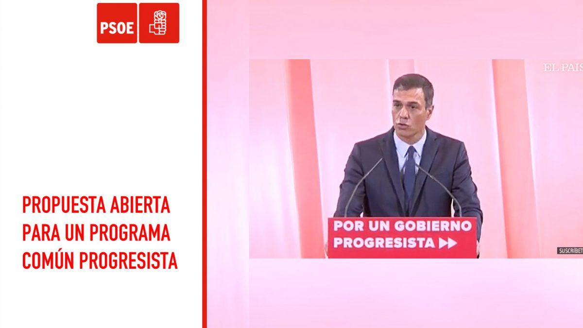 Medidas del PSOE en materia de vivienda
