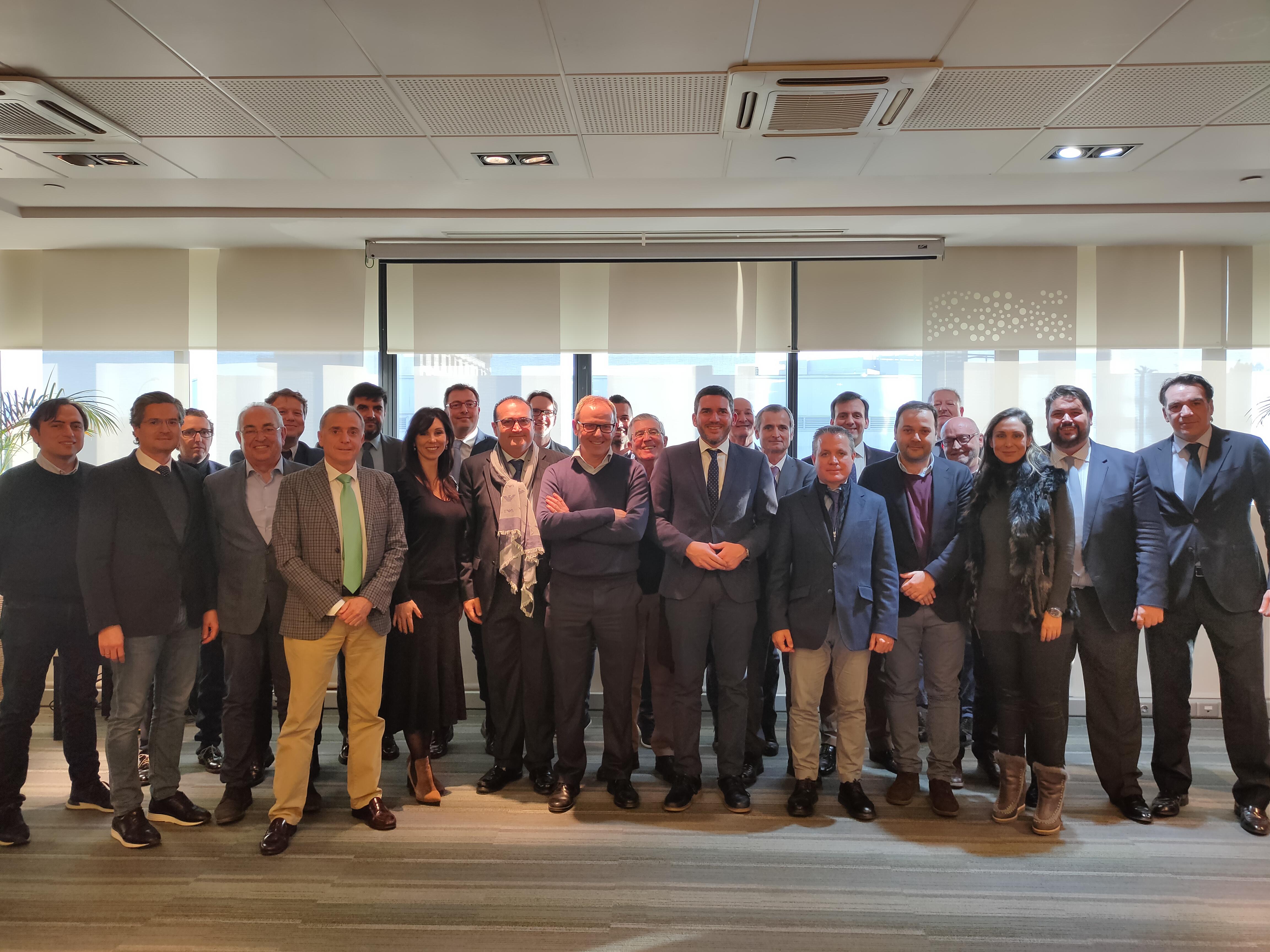 El encuentro de la 'Tapa Inmobiliaria' analiza el Decreto Ley del Protección Integral del Mar Menor