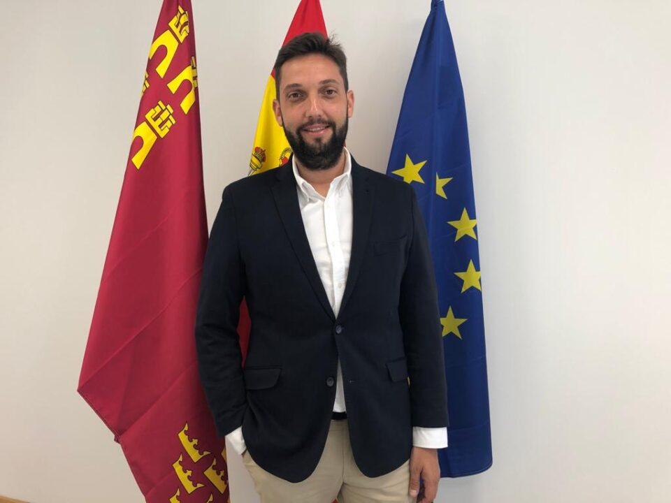 Entrevista a Juan Francisco Martínez, Director del Instituto de Turismo de la Región de Murcia.