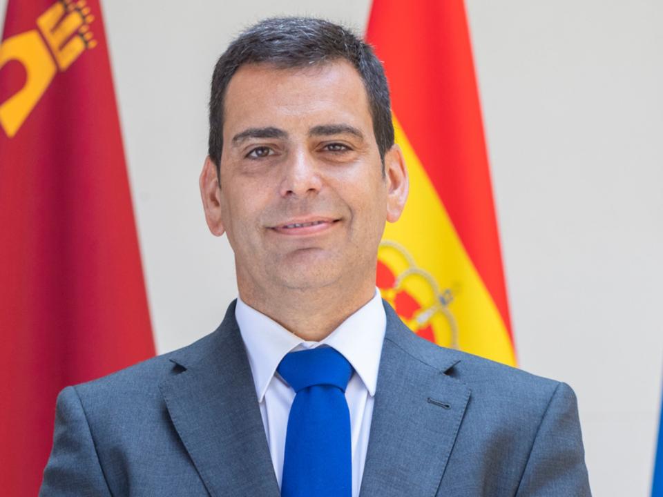 Entrevistamos al consejero de Fomento e Infraestructuras, José Ramón Díez de Revenga