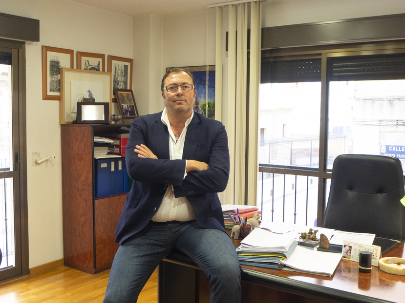 Entrevistamos a Salvador Arce, administrador de Sarcema