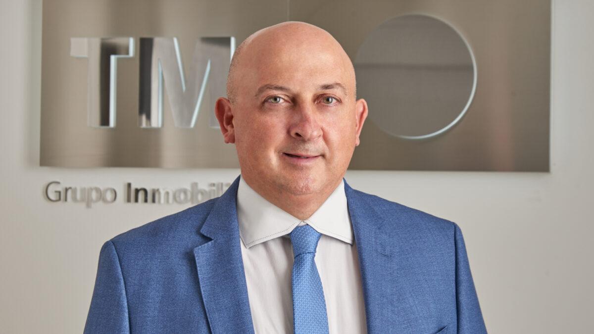 Entrevistamos a Pablo Serna, consejero delegado de TM Grupo Inmobiliario