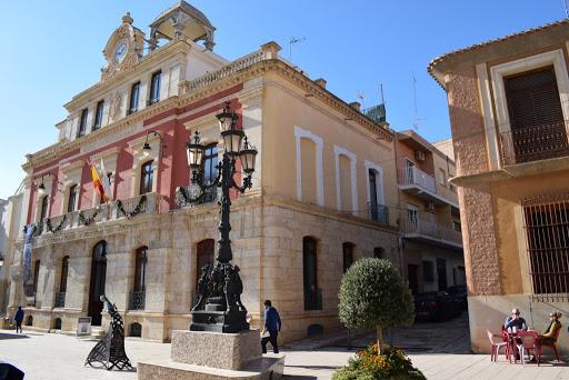 Encuentro de APIRM con el Ayuntamiento de Mazarrón
