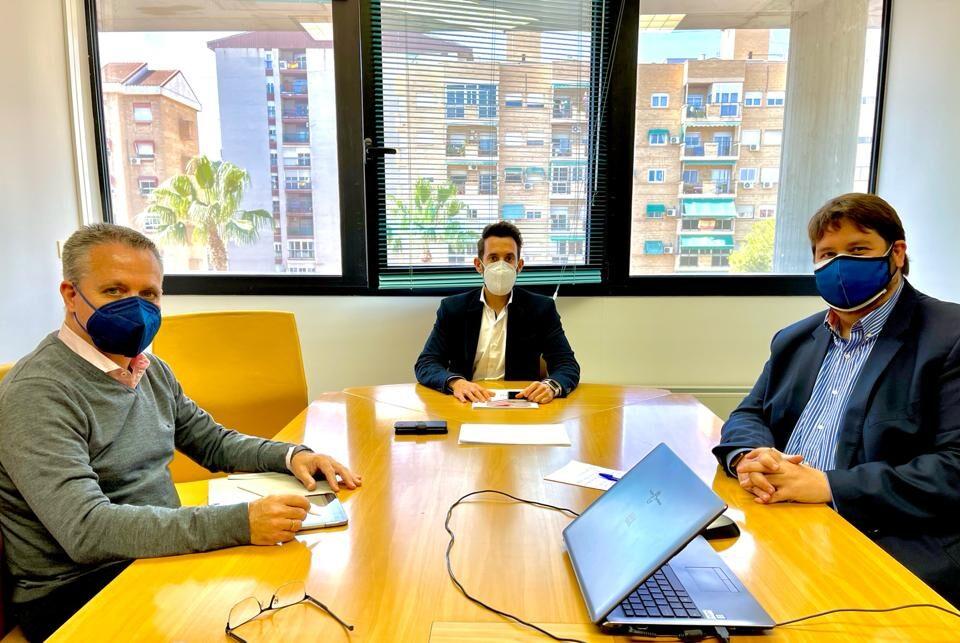 APIRM se reúne con el Director General de Vivienda para conocer las ayudas del Plan de Vivienda para 2021