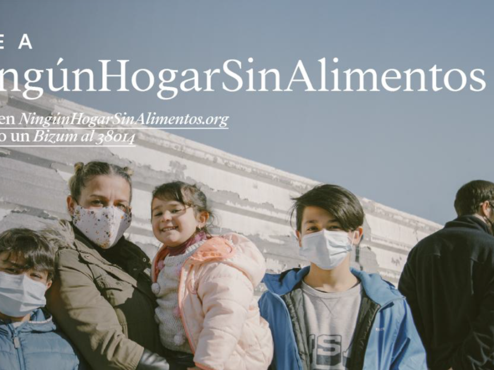 APIRM se suma a la iniciativa solidaria #NingúnHogarSinAlimentos del FESBAL